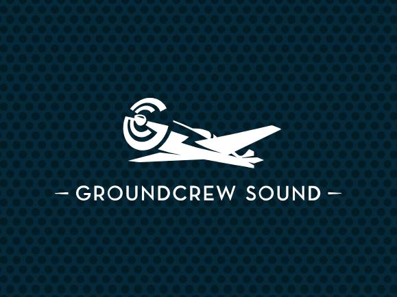 Groundcrew Sound Logo